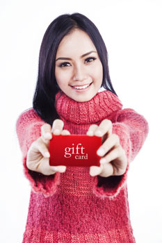 Gift Cards Increase Customer Traffic